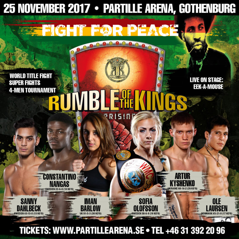 Rumble of the Kings 19